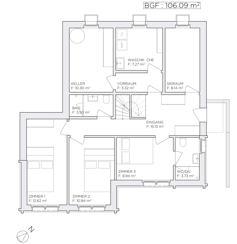 plan fr hausbau top virginia water u huf haus for sale. Black Bedroom Furniture Sets. Home Design Ideas